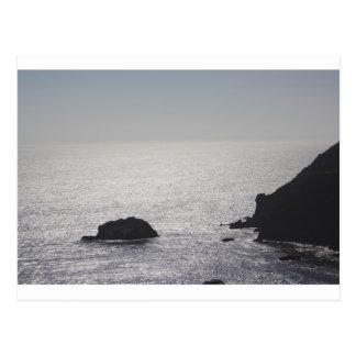 Stinson Beach Overlook Postcard