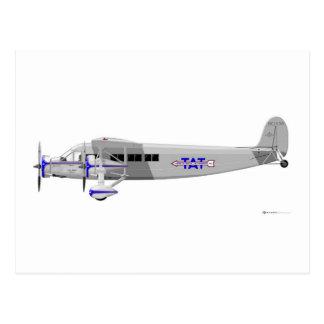 Stinson Model T Airliner Postcard