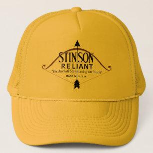 Stinson Reliant aircraft Trucker Hat f90e9d0f29a2