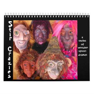 Stir Crazies 2012 Calendar
