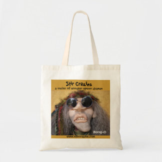Stir Crazies Canvas Tote Bag