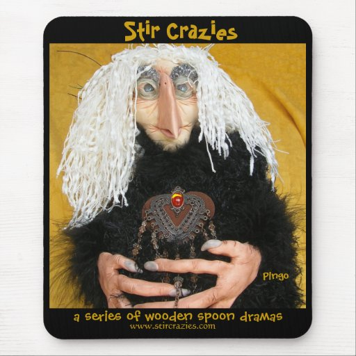 Stir Crazies Mousepad