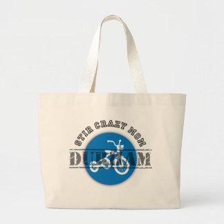 Stir Crazy Moms-Durham: Tote Bag