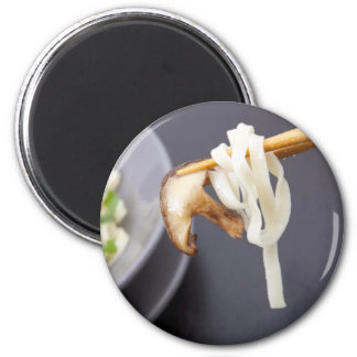 Stir Fry with Mushrooms Magnet