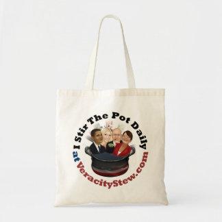 Stir The Pot Budget Tote Bag