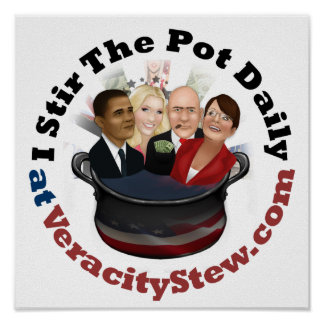 Stir The Pot Poster
