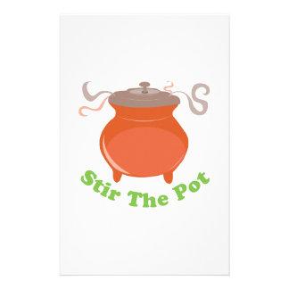 Stir The Pot Stationery