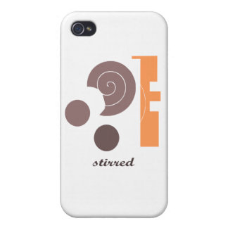 stireed case for iPhone 4