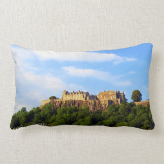 Stirling Castle Cushion Throw Pillows