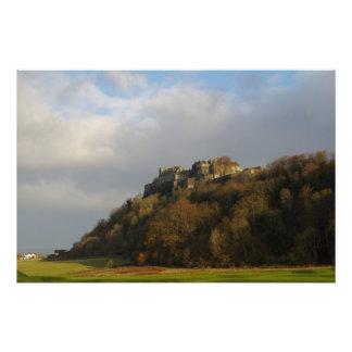Stirling Castle Poster