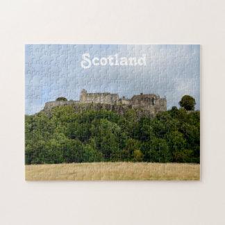 Stirling Castle Puzzles