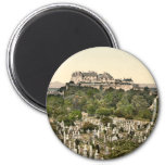 Stirling Castle, Stirling, Scotland 2 Inch Round Magnet