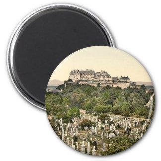 Stirling Castle, Stirling, Scotland Refrigerator Magnet