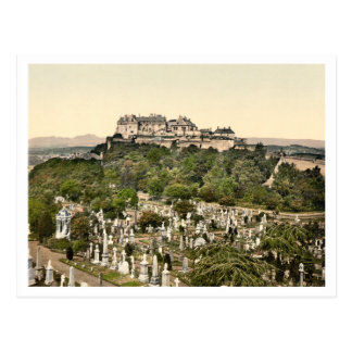 Stirling Castle, Stirling, Scotland Postcard