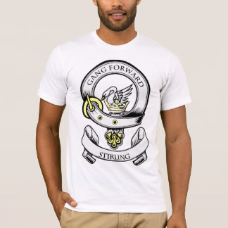 STIRLING Coat of Arms T-Shirt