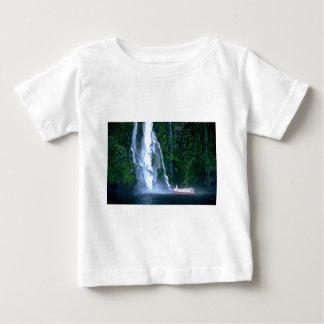 Stirling Falls, Milford Sound T-shirt