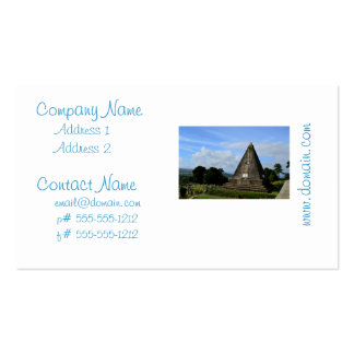Stirling Scotland Business Card