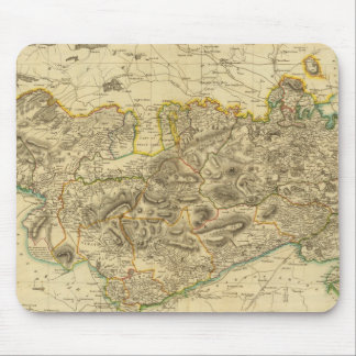 Stirlingshire Mouse Pad