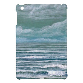 Stirred Up Sea Ocean Painting Beach Art Gifts iPad Mini Covers