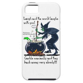 Stirring Laughs iPhone SE/5/5s Case