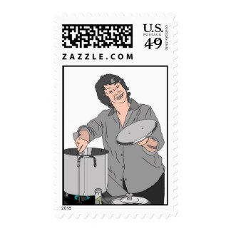 """""""stirring the pot"""" letter stamps"""