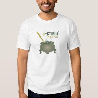 Stirring the pot tee shirt