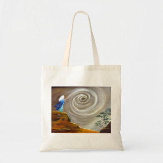 Stirring the Storm Budget Tote Bag