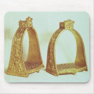Stirrups belonging to Louis XIV Mouse Pad