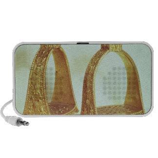 Stirrups belonging to Louis XIV Mini Speakers
