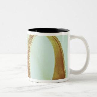 Stirrups belonging to Louis XIV Two-Tone Coffee Mug