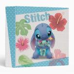 Stitch 3 Ring Binder