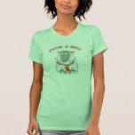 Stitch-a-holic Knitter T-shirt