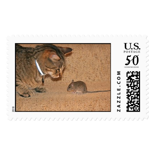 Stitch_and_Mouse Postage