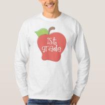 Stitch Apple 1st grade T-Shirt