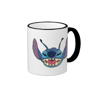 Stitch Big Smile Mugs
