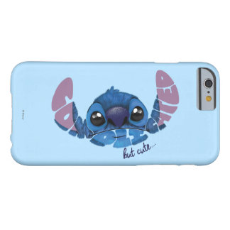 Stitch | Complicated But Cute 2 Barely There iPhone 6 Case