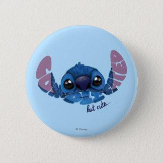Stitch | Complicated But Cute 2 Button