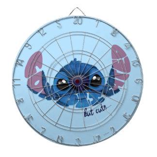 Stitch | Complicated But Cute 2 Dart Board