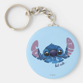 Stitch | Complicated But Cute 2 Keychain