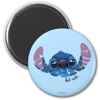 Stitch | Complicated But Cute 2 Magnet