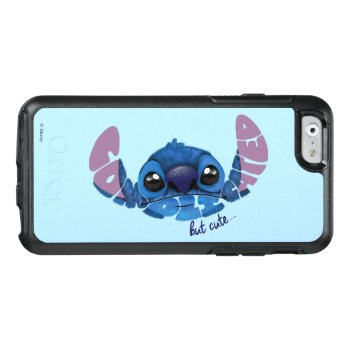Stitch   Complicated But Cute 2 Otterbox Iphone 6/6s Case by disney at Zazzle