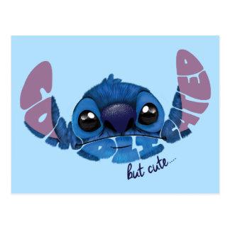 Stitch | Complicated But Cute 2 Postcard