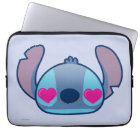 Stitch Emoji Laptop Sleeve