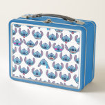 "Stitch Emoji Pattern Metal Lunch Box<br><div class=""desc"">Stitch Emoji Pattern Sandals</div>"
