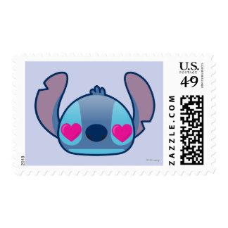 Stitch Emoji Postage