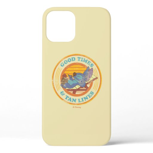 Stitch | Good Times & Tan Lines iPhone 12 Case