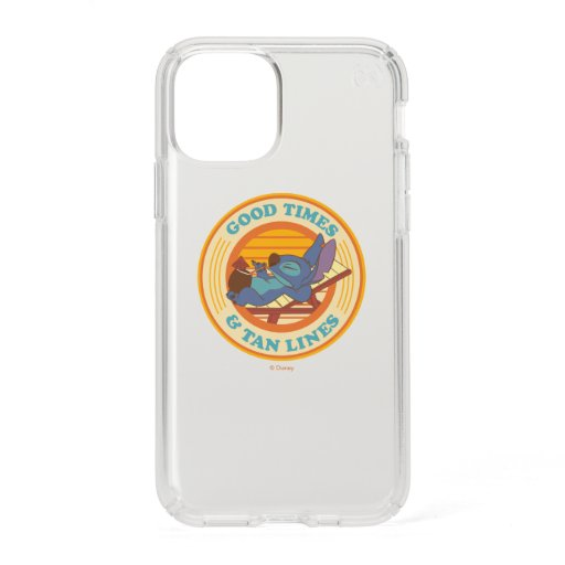 Stitch | Good Times & Tan Lines Speck iPhone 11 Pro Case