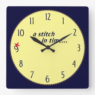 Proverb a Stitch in Time Saves Nine