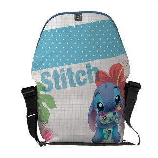 Stitch Courier Bag