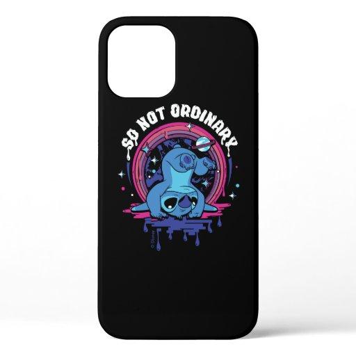 Stitch | So Not Ordinary iPhone 12 Case